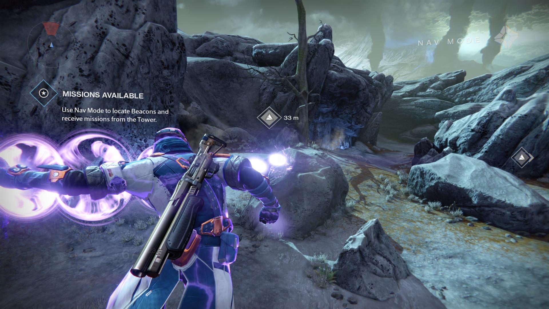 Destiny Nova Bomb
