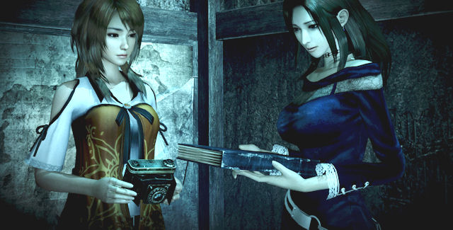 Fatal Frame 5: The Black Haired Shrine Maiden