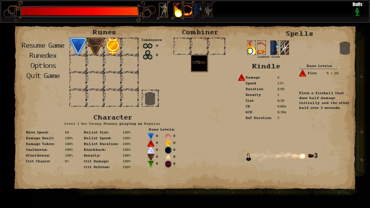Runers Inventory