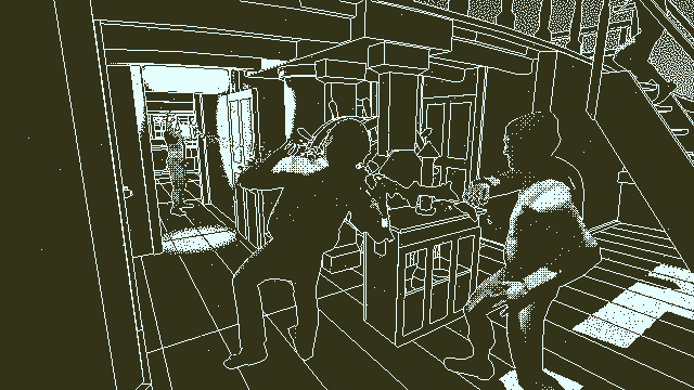 Return of the Obra Dinn Murder by Gunshot