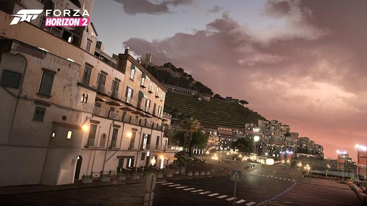 Forza Horizon 2 Cityscape