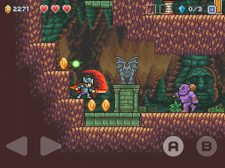 Goblin Sword Fire Sword