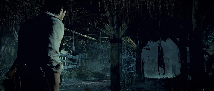 The Evil Within Hanging Man