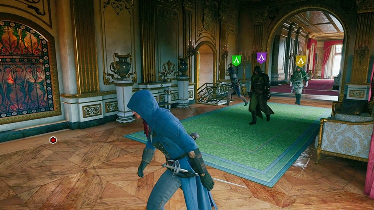 Assassin's Creed Unity brings a multiplayer experience to