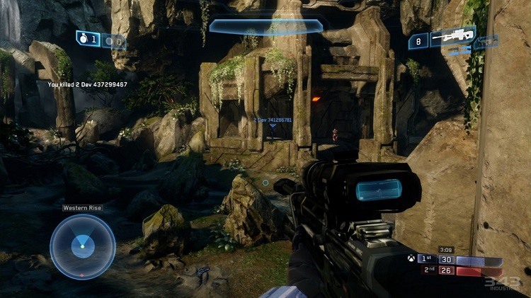 Halo 2 Anniversary Master Chief Collection