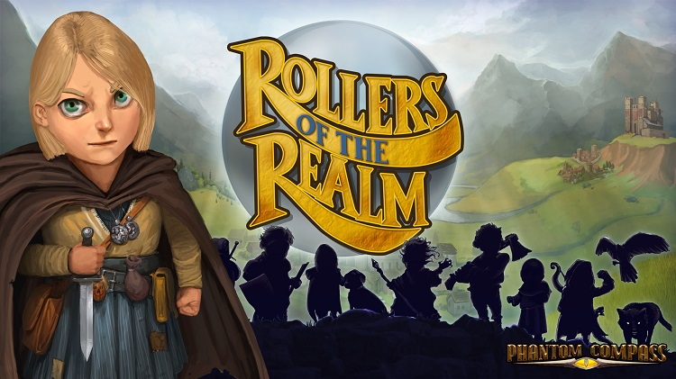 Pinball meets RPG in Phantom Compass' Indie title, Rollers of the Realm