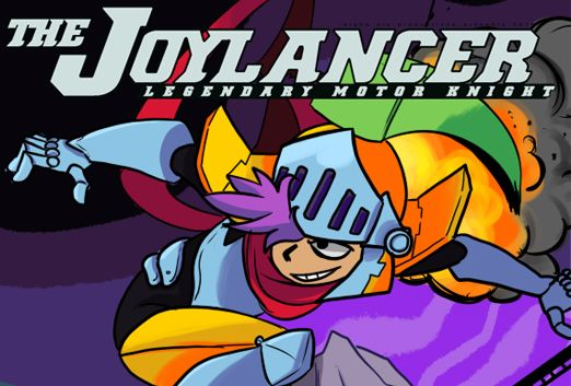 Joylancer: Legendary Motor Knight mixes intense speed with retro style