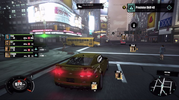 The Crew Multiplayer Event