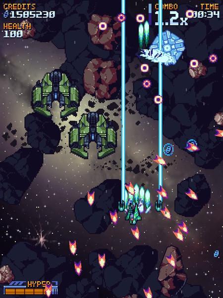 Super Galaxy Squadron Endless