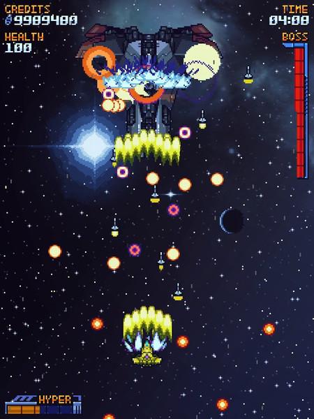 Super Galaxy Squadron Hardcore