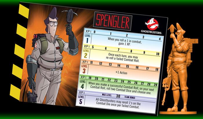 Ghostbusters Egon Spengler