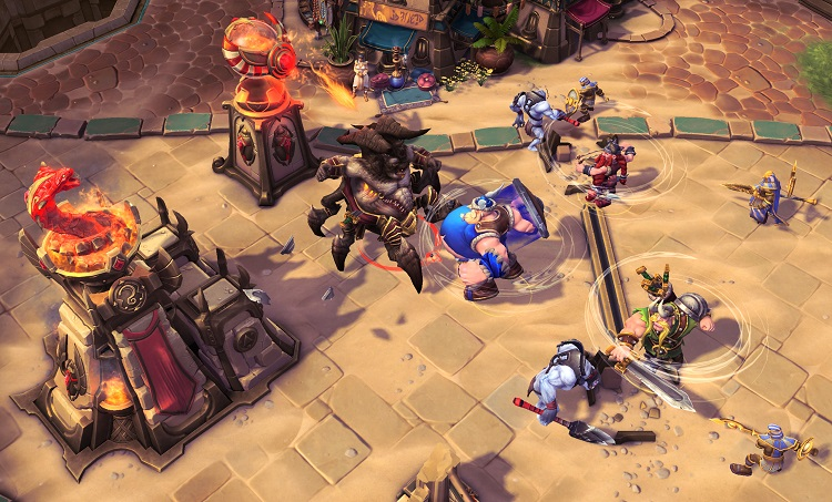 Heroes Of The Storm Asmodan Tower