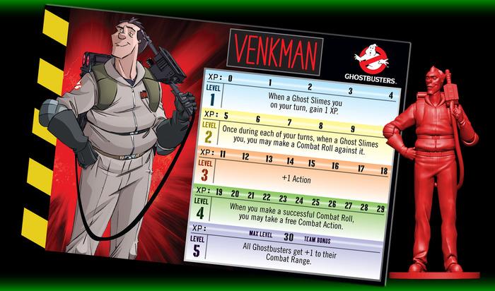 Ghostbusters Peter Venkman