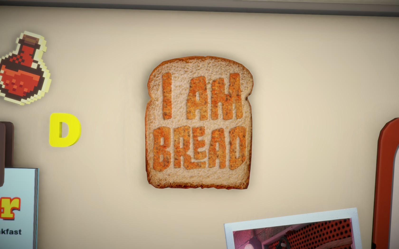 'I Am Bread' Allows You To Do Exactly What You Think It Does