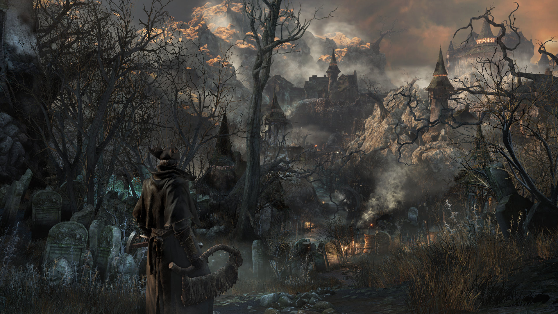bloodborne-forest