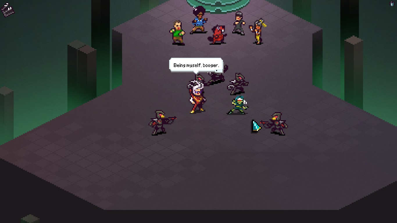 Chroma Squad Dialogue
