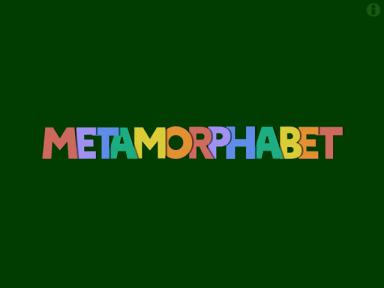 Metamorphabet reshapes learning with an entertaining and educational tool