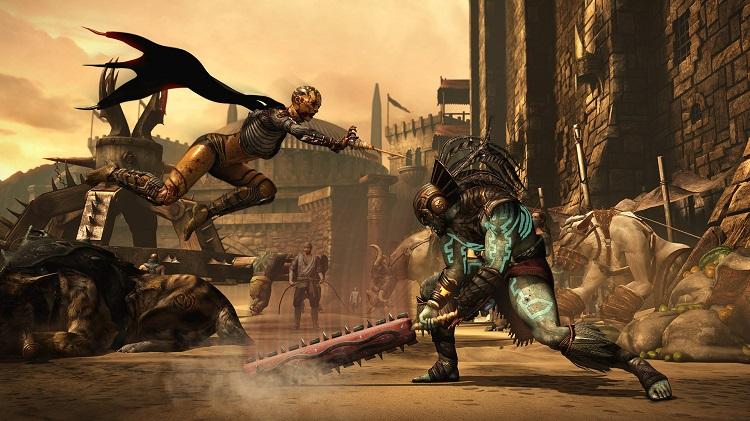 Mortal Kombat X DVorah Vs Kotal Khan