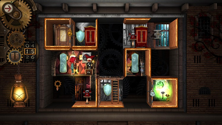 Rooms Unsolvable Puzzle Medium Level