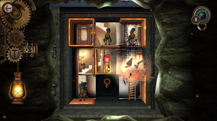 Rooms Unsolvable Puzzle Rooms