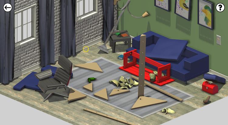 Home Improvisation Furniture Building