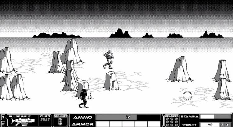 Rogue Invader Gameplay