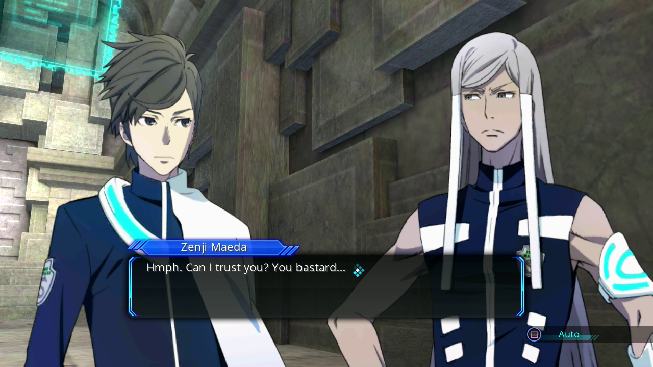 Lost Dimension Zenji