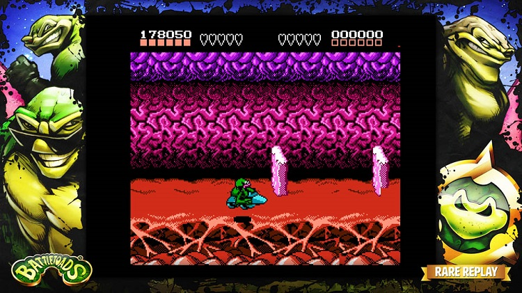 Battletoads Rare Replay