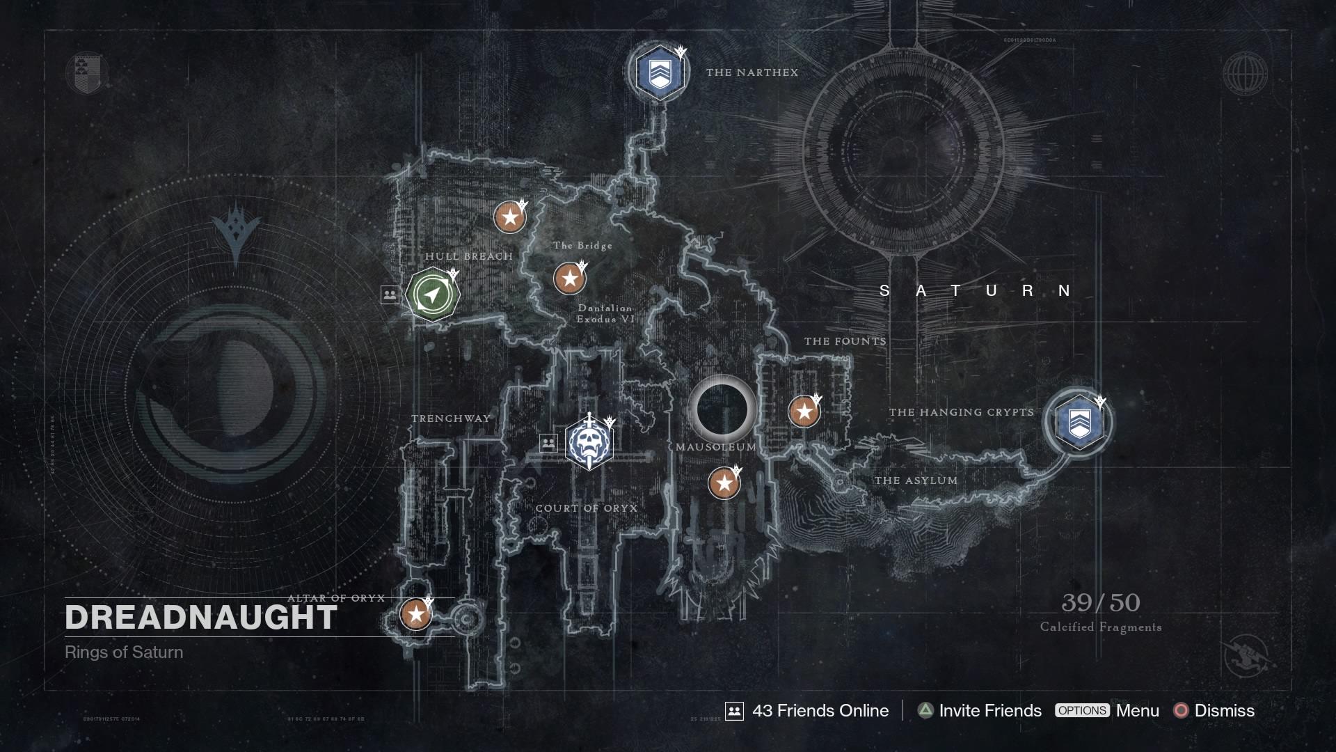 Destiny Dreadnaught