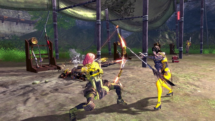 Blade And Soul Blademaster