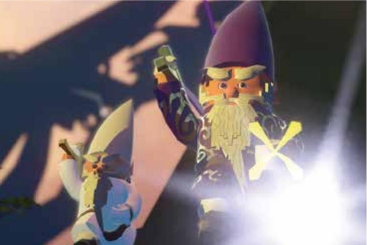 Gnomes Vs Fairies Gnome Magic