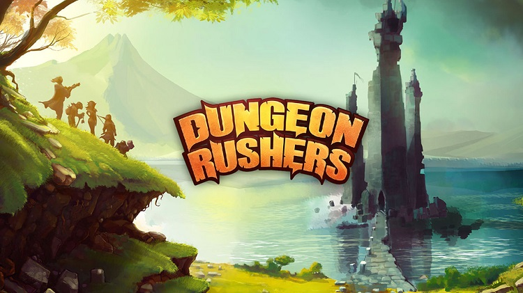 'Dungeon Rushers' blends dungeon crawling with light-hearted RPG turn-based combat