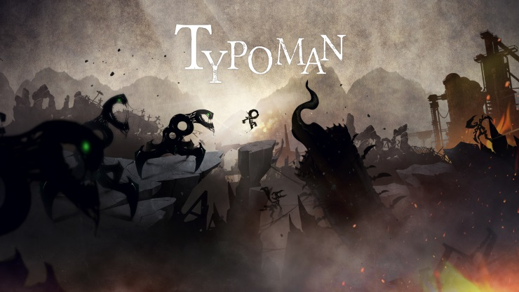'Typoman' brings a refreshing angle to puzzle platformers