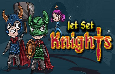 'Jet Set Knights' boasts retro-inspired platforming promise