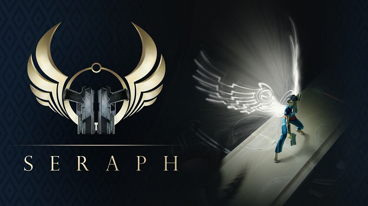 Use angelic aim-assist to shred enemies in 'Seraph'