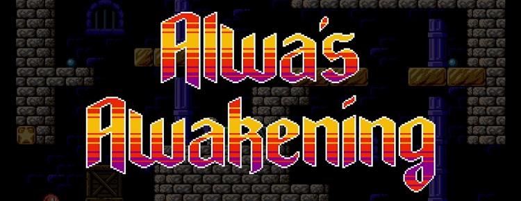 'Alwa's Awakening' is an incredibly promising upcoming NES-inspired platforming adventure