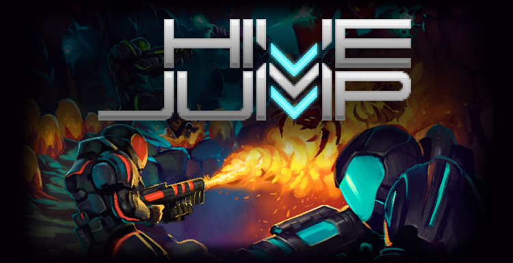 'Hive Jump' offers 'Contra'-esque multiplayer mayhem in early access